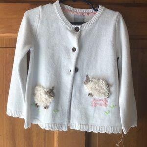 Tahari 2t girls sweater